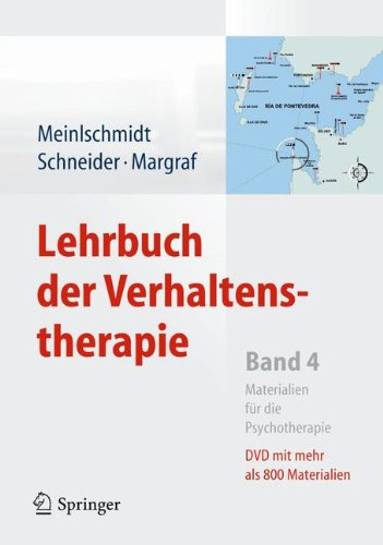 Lehrbuch der Verhaltenstherapie: Band 4: Materialien für die Psychotherapie
