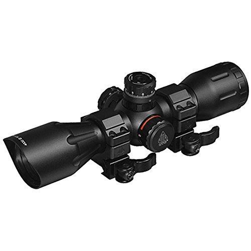 UTG Zielfernrohr Mini Armbrust Luftgewehr mit Beleuchtung, One size, SCP-M4CR5WQ