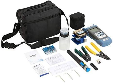 FairytaleMM Fibre Optique FTTH Tool Kit avec Le FC-6S Fibre Cleaver et Puissance Optique Compteur 5 km   Choix Des Matériaux