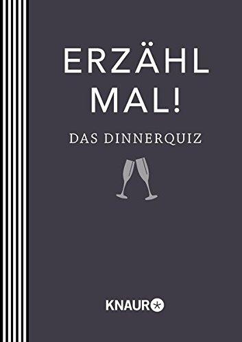ELMA Van Vliet Erzähl Mal. Das dinnerquiz par Elma van Vliet