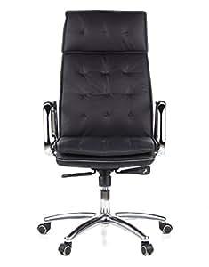 Hjh office 600920 chaise de bureau fauteuil de bureau - Amazon chaise de bureau ...
