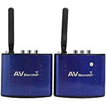 Signstek 5.8GHZ 8-Ch 200m Wireless AV Sender Transmitter Receiver Audio Vedio SD TV Extender