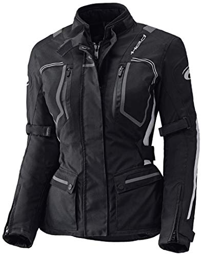 Held Textile Jacket Zorro Black/White Dm -