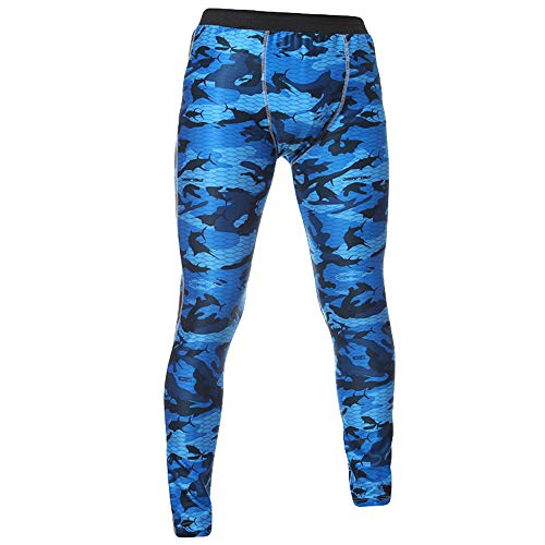 Yoga Hosen Herren Pants Mens Fashion Sports Fitness Schnell trocknendes Training Enge Tarnung Athletic Pant Laufhose Sweathose Jogging Trainingshose Hose Outdoor Sport