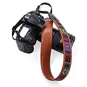 Correa para Cámara Cámara Ajustable del Cuello Cinturón de Cámara para Hombro / Cuello para Sony DSLR Nikon Canon OlympusPanasonic - 3804439