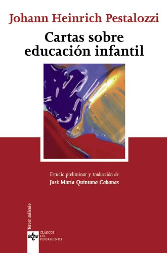 Cartas sobre educacion infantil / Letters on early childhood education