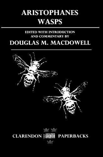 Aristophanes Wasps (Clarendon Paperbacks)
