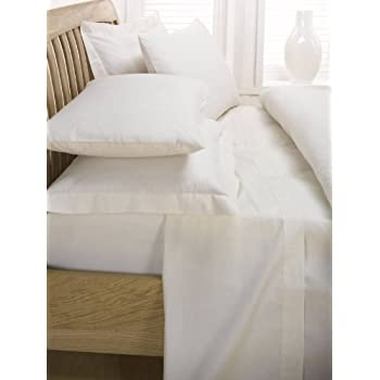 this item 100 egyptian cotton king size duvet cover set white by luxury home linens