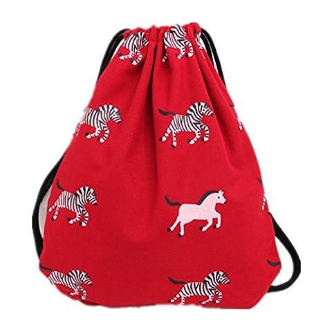 Genießen Rucksack Einkaufstasche Beutel Turnbeutel Tasche Tüte Hipster Jutebeutel Strandtasche Reisen Wandern Einfach