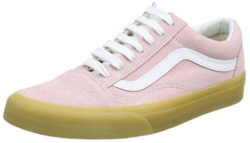 Vans Unisex-Erwachsene Old Skool Sneaker Pink (Double Light Gum)