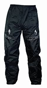 RICHA 100% WATERPROOF RAINWARRIOR OVER TROUSERS (XL)
