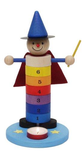 Niermann-Standby 9015 - Der Kleine Geburtstagszauberer, höhe ca. 24cm