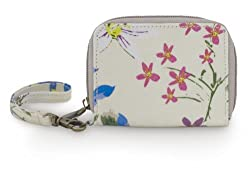 All For Color Heritage Floral Small Wallet