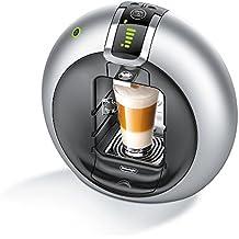 De'Longhi EDG 606.S Nescafé Dolce Gusto Circolo Kaffeekapselmaschine, 1.500 W, automatisch, silber