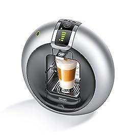 De Longhi, EDG 605.R, Macchina da caffè Circolo con sistema Nescafé Dolce Gusto, 1.500W, automatica