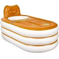 Home Europäische Aufblasbare Wanne Erwachsene Falten Kunststoff Badewanne Wanne Waschbecken Erwachsene Bad Barrel Wanne