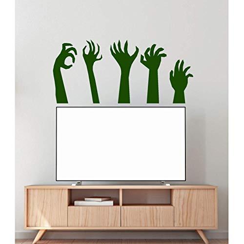 - Halloween Monster Händen