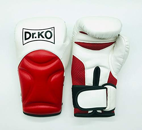 Dr. KO Serie High Tech: Guantes Boxeo Kickboxing Gran