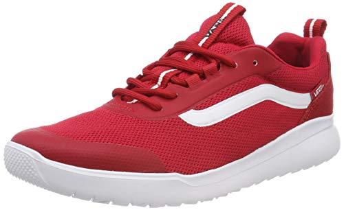 Sneaker, Rot ((Mesh) Tango Red/White Vev), 45 EU ()