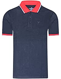 80412025 American Eagle Outfitters New Mens Polo T Shirt Pique Cotton Designer Top  Tee