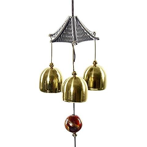 Dream Catcher, Riuda son Excellent Couleur bronze Bells Wind Chimes