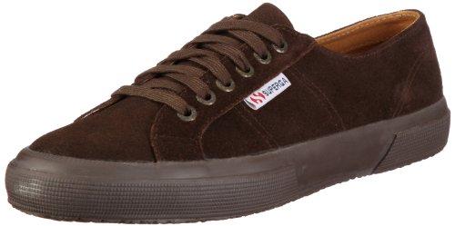 Superga 2750-SUEU Unisex-Erwachsene Sneakers Braun (Full Dark Chocolate / G08)