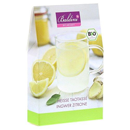 Baldini Bio Aromen Heiße TaoTasse Ingwer Zitrone, 1 St
