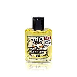 100% natürliches Bartöl – Bio, Vegan & für jeden Bart geeignet – Bartpflege Öl mit Arganöl & Zedernöl für mehr Glanz, Form & Geschmeidigkeit – Bartöl 30ml von Kastenbein & Bosch