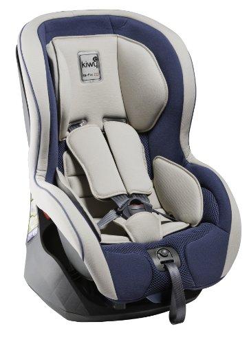 Kiwy 13011KW06B Kinderautositz, Gruppe 1, 9/18 Kg, SP1 Universal, mit SA-ATS Energiemanagement, Ocean Blau