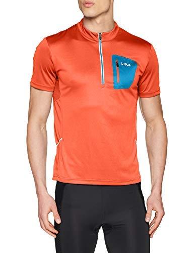 CMP Herren Freebike Shirt T, Orange, 56