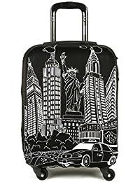 Salvador Bachiller - Funda De Maleta Universal New York Compl Viaj Lg1602