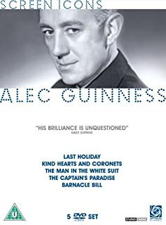 Alec Guinness Collection (Last Holiday / Kind Hearts and Coronets / the Man in the White Suit / the Captain's Paradise / Barnac
