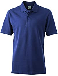 James & Nicholson Herren Poloshirt Basic Polo