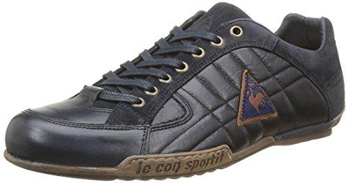 Le Coq Sportif Sedan Low, Baskets Basses Homme Bleu (Dress Bleu)
