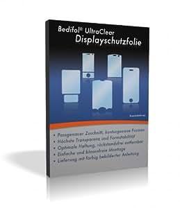 6x UltraClear Displayschutzfolie passgenau für HTC Desire HD