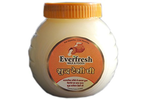 Everfresh Milk & Foods – Pure Danedar Desi Ghee (Bilona Ghee)