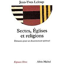Sectes, Églises et religions : Éléments pour un discernement spirituel (Espaces libres t. 82) (French Edition)