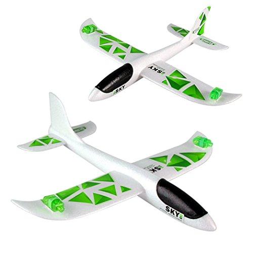 Baby Spielzeug FORH Kinder Flugzeug Spielzeug Outdoor Wurf -