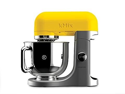 Kenwood KMX50YW Robot pâtissier Jaune 5 L 500 W