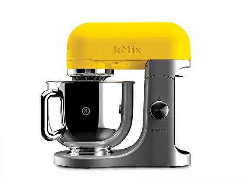 Kenwood KMX50YW - Robot de cocina, 500 W, color amarillo y gris