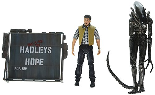 Aliens Hadley's Hope Pack de 2 Figuras (NECA NEC0NC51671)