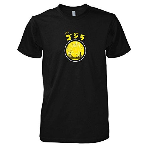 TEXLAB - Attacking! - Herren T-Shirt Schwarz