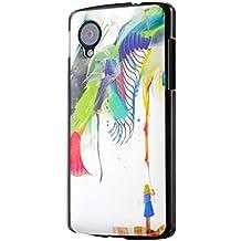 CruzerLite - Funda para Nexus 5, Azalia diseño