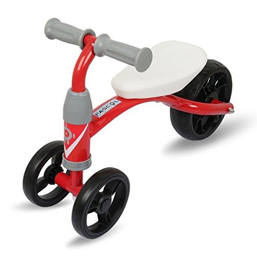 Fascol Cochecito de Bebé Triciclo sin Pedales para Niños de 18 Meses a 3 Años