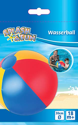 Splash & Fun Strandball uni, 30cm