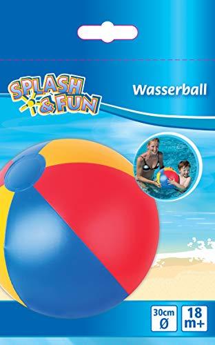 Splash & Fun Strandball uni, 30cm