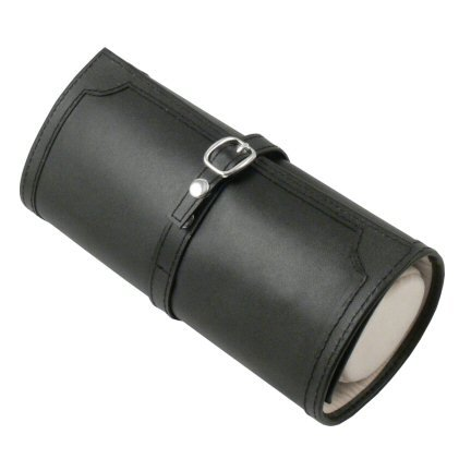 black-bonded-leather-jewellery-roll