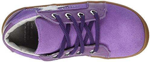 Däumling Pia, Chaussures Marche Bébé Fille Violett (Turino lavendel28)