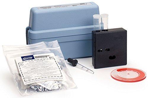 Hach 2182000Stickstoff, Nitrit Test Kit, Modell ni-15, Kunststoff (Stickstoff-test-kit)