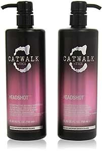 Tigi Catwalk Reconstruction Collection Duo Kit de Shampooing + Conditionneur 1,5 L